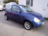 2008 Ford Ka Style *** damaged repairable *** low miles ***
