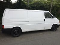 Volkswagen Transport T4 LWB Low Milage for age, Great condition , 12 months MOT .