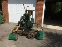 Lister Stationary Engine - Renovation Project