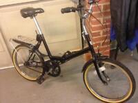 Quality folding bike