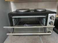 Andrew James mini cooker, compact and can sit on worktop