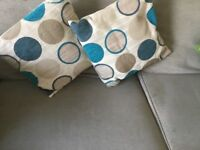 4 new cushions