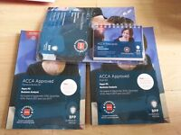ACCA BPP [Study Text + Course Notes + Practice and Revision Kit+Passcards]