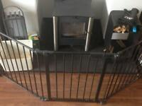 BabyDan Hearth Gate / Room divider
