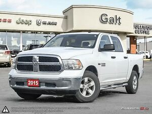 2015 Ram 1500 SXT | 4X4 | CREW CAB | LOCAL TRADE