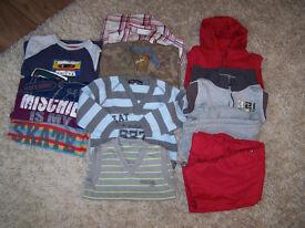 Bundle of clothes size 2-3