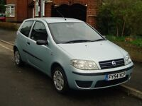 2004 Fiat Punto 1.2 Active 8v. Mot August. 3 Door Hatch. Bargain £399