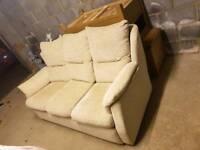 G Plan 3 seater sofa