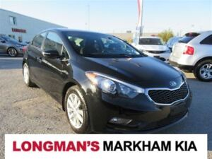 2015 Kia Forte 1.8L LX+ One Owner