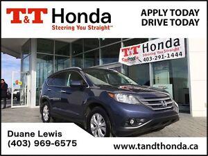 2012 Honda CR-V Touring *LEATHER, AWD, HEATED SEATS*