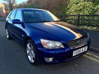 Lexus is200 2.0 Automatic Solid Motor Ready To Drive Away