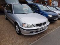 HONDA CIVIC 1.6 PETROL 5 DOOR HATCHBACK