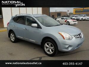 2011 Nissan Rogue SL Heated Seats Back-up Cam Blue Tooth