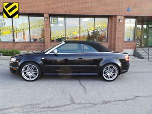 2008 Audi RS 4 Convertible with Navi