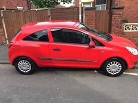 Vauxhall corsa life petrol