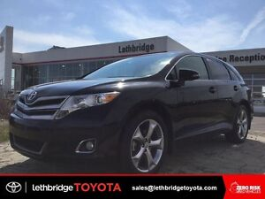 Toyota Certified 2015 Toyota Venza XLE V6 AWD - 2 SETS OF TIRES