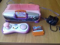 Vtech vsmile motion with 2 games