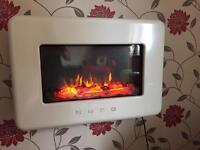 Smeg electric wall mount fire