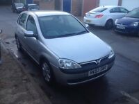 Vauxhall Corsa 1.2 First To See Will Buy £700 0N0