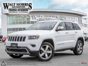 2015 Jeep Grand Cherokee Limited - BLUETOOTH, LEATHER