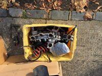 Yamaha dt 125 job lot of parts
