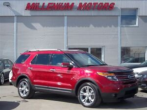 2015 Ford Explorer LIMITED 4WD / NAVI / B.CAM / SUNROOF / 7-PASS
