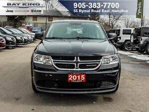 2015 Dodge Journey CANADA VALUE PACKAGE, BLUETOOTH, A/C, POWER L
