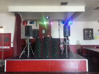 Full Disco Setup ready to go