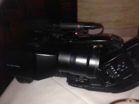 Sony PMW EX3 video camera