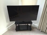 "Samsung HD TV 48"" Full HD - still in plastic cover - UE48H5000AK - including TV stand"