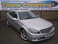 ***Sep 2008 Mercedes CLC-Class CDI SPORT **ONLY 76k!!!**FULL LEATHER**( coupe CLC c class golf mini