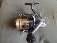 Tica Camry SP3500H fixed spool Reel 9 Ball Beaings high spec, Spare spool & in original box