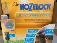 Hozelock 20 Pot Watering Kit - Brand New