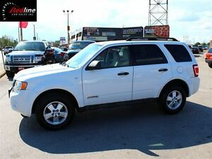 2008 Ford Escape XLT V6 4WD