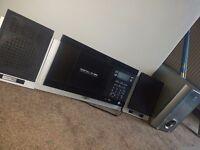 Radio/cd player/sound sistem