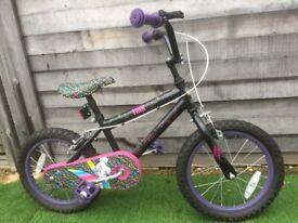 Bike 16 inch wheels