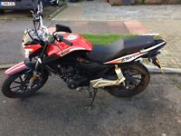 125 lexmoto zsa in excellent condition going for £800