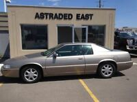2000 Cadillac Eldorado Touring ETC Heated Leather Seats