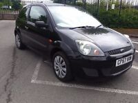 2008 FORD FIESTA 1.25 STYLE IDEAL FIRST CAR PART EXCHANGE WELCOME