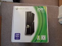 Xbox 360s 250GB, Games and Accessories