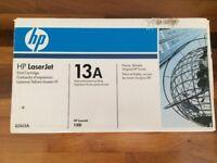 Genuine HP Laser Jet 1300 Print Cartridge 13X ( Q2613X ) High Volume - BNWT