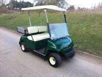 Yamaha petrol golf buggy/ cart, Yamaha engine. Good condition