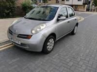 Nissan Micra Automatic 1.2cc Petrol 5 door
