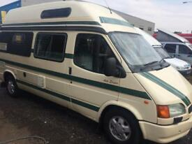 FORD TRANSIT 2.5 DIESEL DUETTO AUTOSLEEPER ( CAMPER)