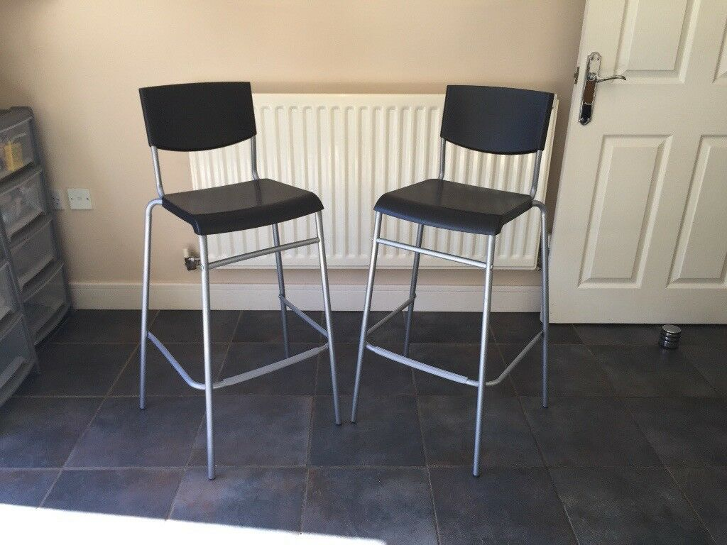 Ikea STIG Bar Stool x 2 | in Sowerby Bridge, West Yorkshire | Gumtree