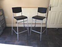 Ikea STIG Bar Stool x 2