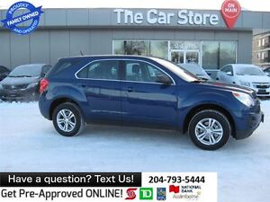 2010 Chevrolet Equinox LS - AWD, LOCAL, CLEAN CARPROOF, REMOTE S