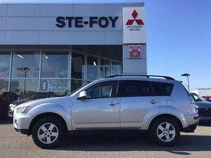 2012 Mitsubishi Outlander LS V6 AWD 7 places