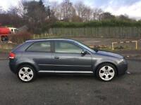 2005 Audi A3 1.9 TDI Sport 1 Previous Owner + Not Audi A4 VW Golf
