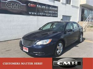 2013 Chrysler 200 LX NEW TIRES *CERTIFIED*